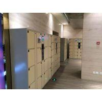 北京科盛IC卡式智能电子寄存柜厂家-北京IC卡刷卡型电子储物柜