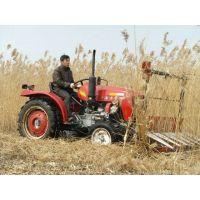 旺季热销谷子水稻收割机 玉米杆收割割晒机厂家