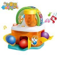 婴幼儿玩具 仓鼠屋乐园 小音符益智玩具 0-3岁 HAMSTER HOUSE
