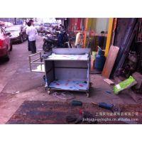 不锈钢小吃车加工   金属焊接加工  表面处理等等