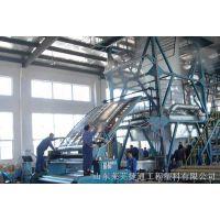 供应PVC大棚膜、 苫盖膜、盐膜生产线,莱芜PVC吹膜机