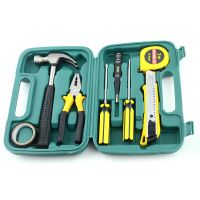 车载维修工具包 汽车应急工具套装 随车必备品 9件套工具