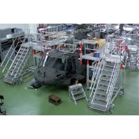 湖南华铝直升机装配平台非标定制HT-37