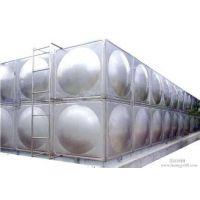 潼关水箱加工 RB-7潼关组合式不锈钢水箱厂家 润捷水箱