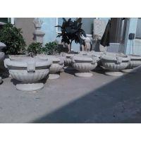 潍坊花瓶柱批发市场 青州花卉市场批发各种花盆 青岛欧罗特专业生产厂家