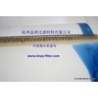 供应杭州污泥脱水机 脱泥机滤布厂家直销