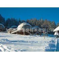 厂家直供雪地球形篷房 景区圆形帐篷 景区酒店帐篷租赁销售