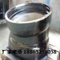 低价销售各种弯头 双承弯管、双盘弯头 铸铁管件厂家直销