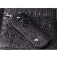 汽车专用真皮钥匙包锐志 凯美瑞卡罗拉 威驰RAV4 霸道 皇冠钥匙套