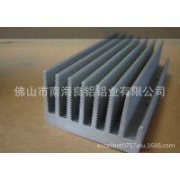 佛山厂家来图来样定制加工生产工业铝型材大功率平板LED散热器