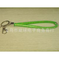 厂家直销 纯手工编织手机链 天然绿松石缠绕手链 纯手工编织挂带