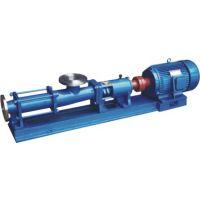 G型不锈钢单螺杆泵-南京|无锡|苏州|常州|南通|镇江|徐州|盐城|扬州|泰州|淮安|连云港|宿迁