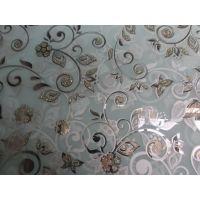 沙河市华锦德厂家营销冰花,背景墙玻璃及各种腰线吊顶