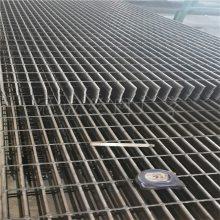 齿形钢格栅,齿形低碳钢格栅盖板,安平钢格板价格