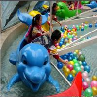 8臂海豚戏水游乐设备 新款儿童设备 夏日佳选项目