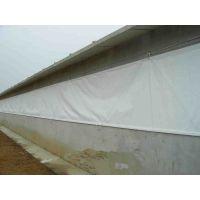 广西养殖场窗帘热卖 河池抗高温猪场卷帘报价 产业用布