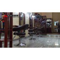 合肥理发店 美发店 发廊装修设计 美丽自己时尚开始