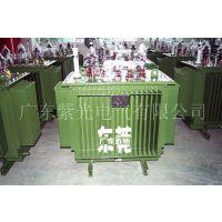 东莞变压器厂家直销广东紫光电气三相S11-M型油浸式变压器