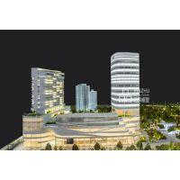 深圳品筑模型设计凯德来福士1:130集购物、办公、娱乐、休闲于一身都市客厅