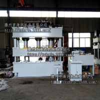 按需定制 600吨四柱油压机 彩钢瓦浅拉伸专用油压机 海润机床