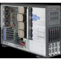 超微8048B-TR3F 8048B-TR4F 四路服务器工作站