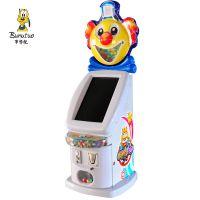 布努托新款欢乐马戏团室内亲子益智游艺机大型游乐设备