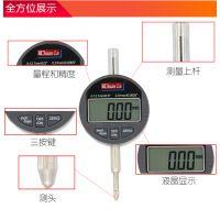 供应高质量顺丰金SFJ0-12.7mm 数字显千分表 精度0.001 电子指示表 厚度计 高度规表