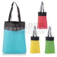 供应无纺布购物袋厂家定做环保袋折叠袋