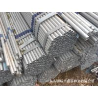 Q235b镀锌管现货批发零售 热销供应大棚热镀锌钢管 品质保证