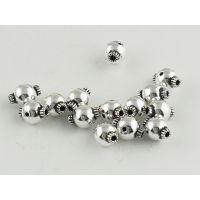 DIY纯银三通配件加工生产批发 珠宝首饰来图来样加工定制工厂