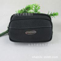 优质双拉男士手机包 放手机及零钱挂皮带腰包 中款男式钱包休闲包