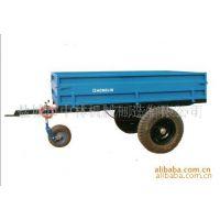 小型拖车(图)旋耕机农用拖车装载机农用机械定制定做中林制造