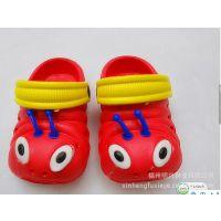 童洞洞鞋 毛毛虫拖鞋 花园洞洞鞋2013夏季新款儿童洞洞鞋 童凉鞋