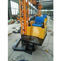 儿童塔吊 游乐塔吊 小型游乐塔机 生产厂家 供应平台