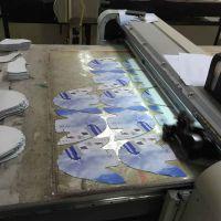 浙江温州皮革鞋材平板数码打印机(墨水SGS认证 全彩高速打印)