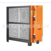 大瀚风静电式油烟净化器(并排上下叠电场)低空油烟净化器 佛山油烟净化器