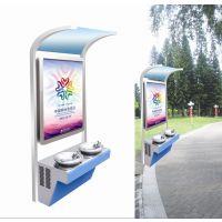 供应不锈钢饮水台OEM 广场公共直饮水台 公园便民直饮水机