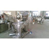 厂家供应新款美式爆米花机 爆米花生产加工设备