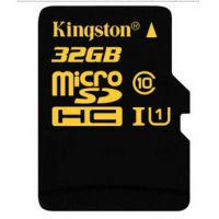 手机卡金士顿(Kingston)128GB 80MB/s SD Class10 UHS-I高速存储卡