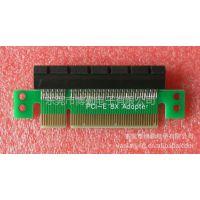 供应PCI-E  8X  98Pin 转接板  PCI-E  8X  98Pin 测试保护座