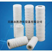 供应10英寸-40英寸脱脂棉不锈钢线绕滤芯