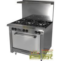 【晋豪】煲仔炉焗炉扒炉一体,蒸煮加热做饭菜,大学饭店常用