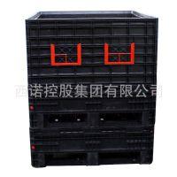 厂家直销加厚折叠储物筐大型中空板周转箱 高强度塑料物流箱