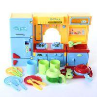 批发仿真迷你厨房厨具餐具/儿童过家家烹饪玩具套装 益智玩具套装