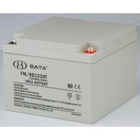 BATA蓄电池FM/BB1228T/12V28AH鸿贝蓄电池报价