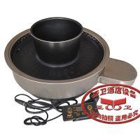 供应下抽风烤涮炉具420C 亚卫品牌烤涮用具厂家 烤涮设备价位信息