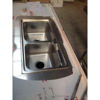 青岛新州DNW260不锈钢水槽台面滚焊机连续无缝焊接