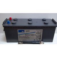 德国阳光胶体蓄电池A412/100A总代理