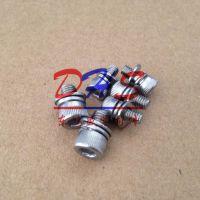 广东不锈钢螺钉 304三组合螺钉 东鸿盛GB9074十字盘头组合螺钉