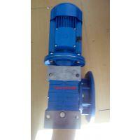 廊坊非标机械设备用涡轮减速机NMRV110/80-F+YX3-90L-4-1.5KW
